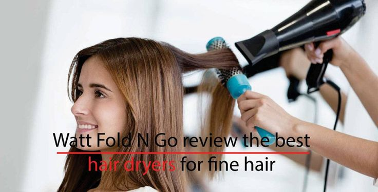 Andis Ionic Hair Dryer is becoming the best favorite hair dryer for fine hair with the people day by day as this has the greatest capacity to make hair curl for beautiful hair. http://www.myhaircarecoach.com/andis-1875-ionic-hair-dryer-reviews/