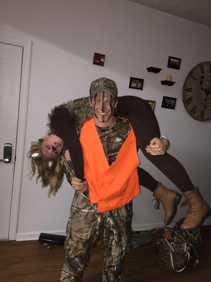 Deer and Hunter costume                                                                                                                                                     More