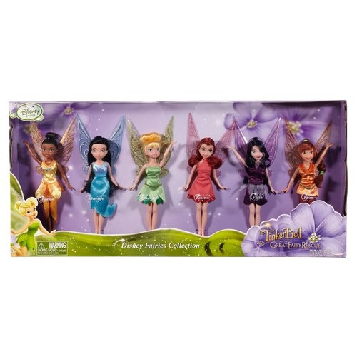 Amazon Com Disney Princess Baby Belle Doll Toys Games: Amazon.com: Disney Fairies Tinker Bell And The Great Fairy