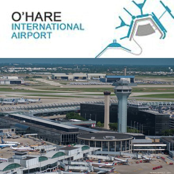 198 Best Chicago O'Hare Airport