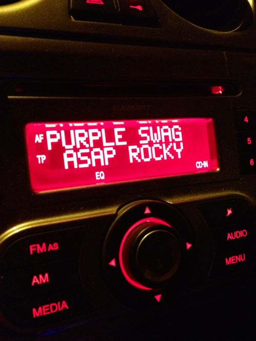 Purple Swag, That Trill Shit!