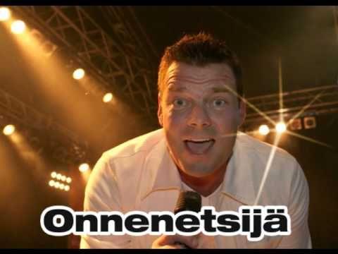 Jari Sillanpää - Onnenetsijä
