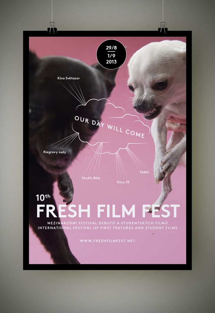 10th Fresh Film Fest (poster draft)