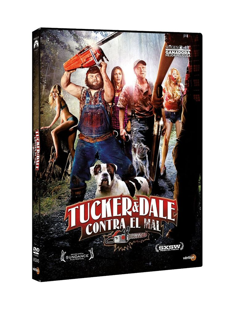 Tucker & Dale Contra El Mal [DVD] Amazon.es