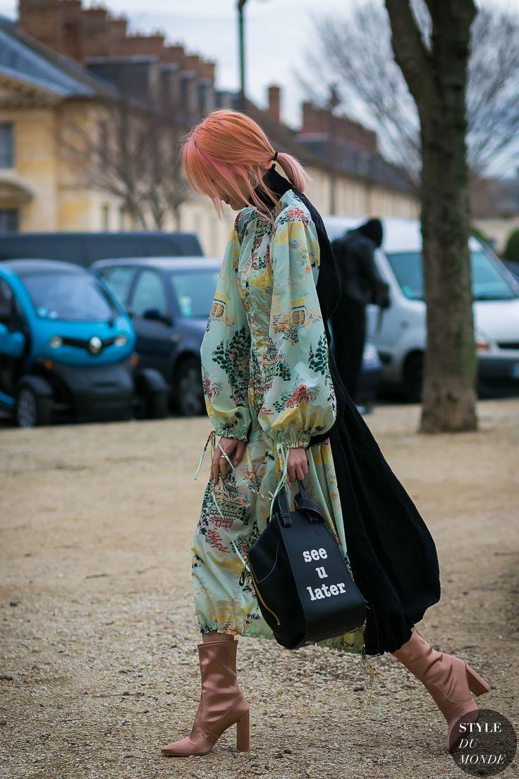 Irene Kim by STYLEDUMONDE Street Style Fashion Photography