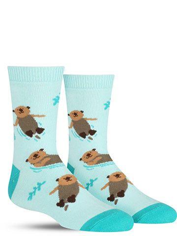 My Otter Half Socks | Kids
