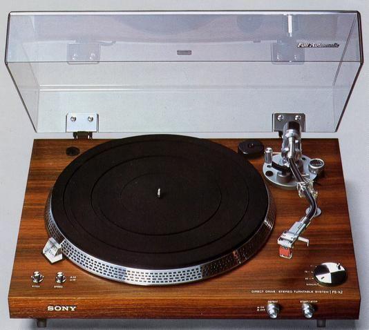 SONY PS-X2  1977