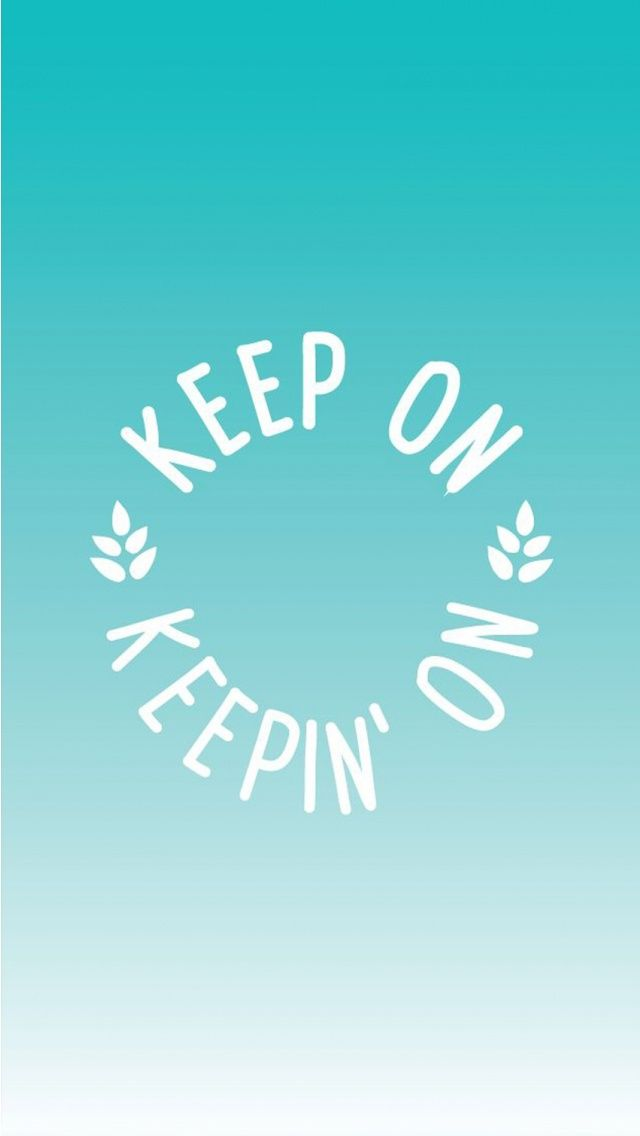 Tap on image for more Quote Wallpapers! Keep Going - @mobile9 #typography