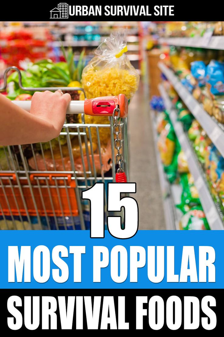15 most popular survival foods in 2020 survival food
