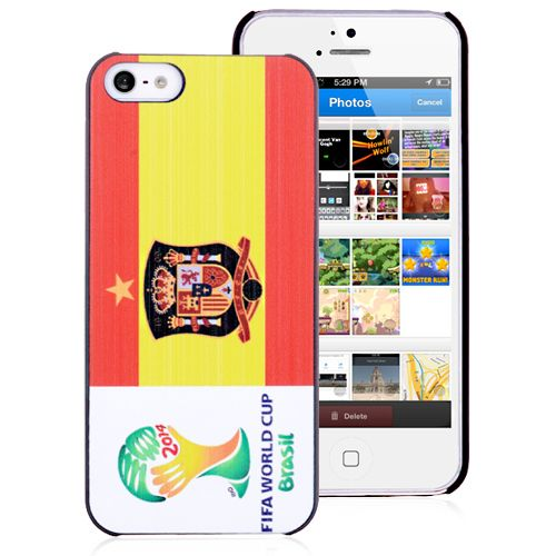 2014 FIFA World Cup AFA Badges Hard Back Cover for iPhone 5 5S #fifa #cases #iphone5 #football #worldcup