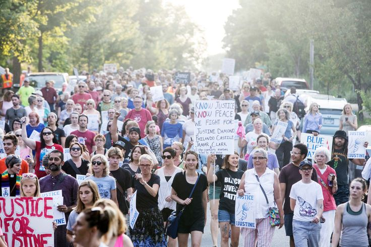 In Minneapolis Unusual Police Killing Raises an Old Outcry: Why?