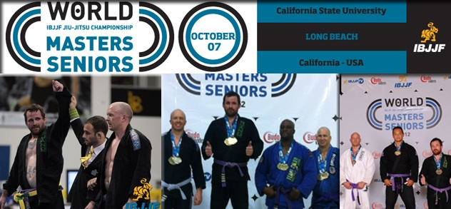 BJJ Lifestyle Academy student Rich Graeff wins the Purple Belt Absolute Division in the World Jiu-Jitsu Championship in San Diego