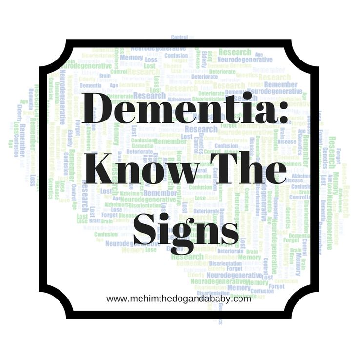 Dementia Awareness Week is coming up (14th-20th May) and it got me thinking; would I know what to look out for in a family member? To be honest, until recently I never really knew what dementia was and I definitely wouldn't have known if someone had it or not. I certainly wouldn't have known what symptoms … #Whatisdementia?