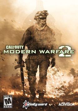 TIL Modern Warfare 2 takes place in 2016. Stay Frosty.