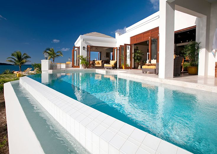 Serene Caribbean Rental Villa Dream BIG Casas