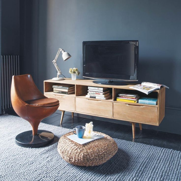 TV-Möbel im Vintage-Stil  TROCADERO