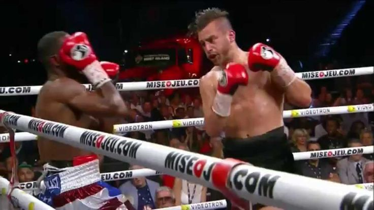 David Lemieux Knocks Out Fernando Guerrero - SHOWTIME Boxing