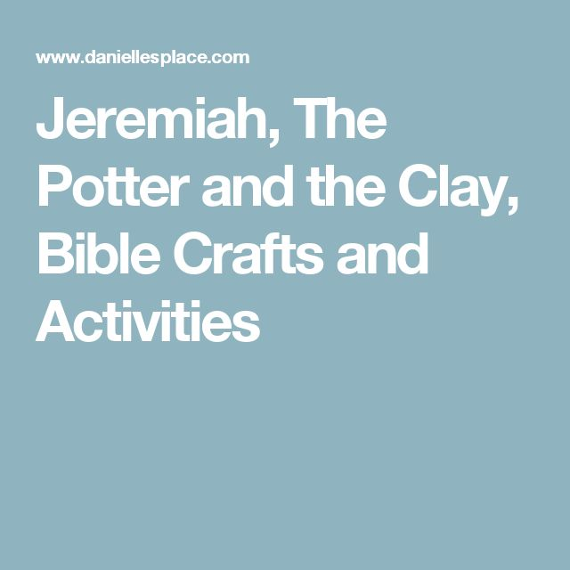 JEREMIAH STUDY GUIDE - Kingdom in Bible