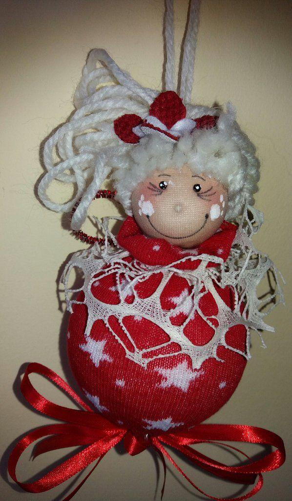Palline natalizie pigottose, by francycreations non solo idee regalo, 7,00 € su misshobby.com