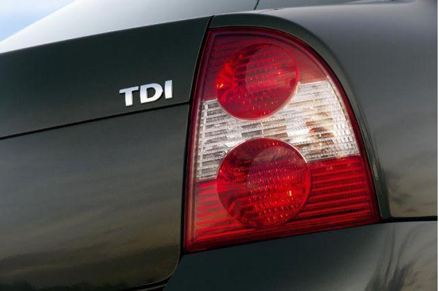 VW Diesel Emission Scandal: Five Possible Long-Range Effects pic VW TDI badge | greencarreports