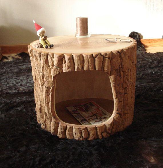 Beistelltisch Kaffeetisch Holztisch