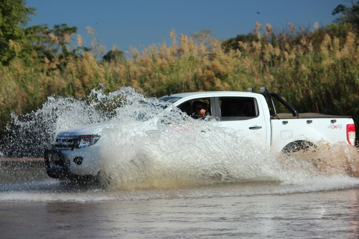 4X4 Event at Ritchie Auto
