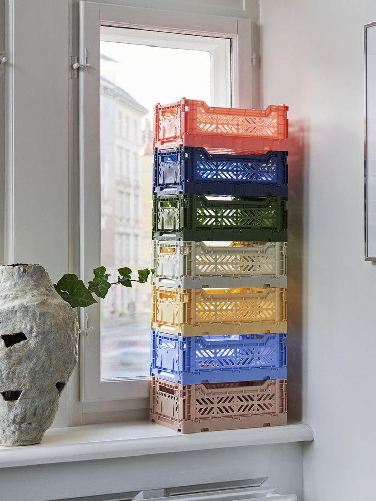 Opbevaringsboks: dem, der får dig til at organisere