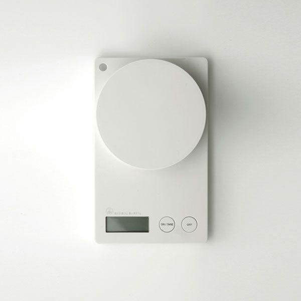 MUJI Cooking Scale by Yohei Kuwano