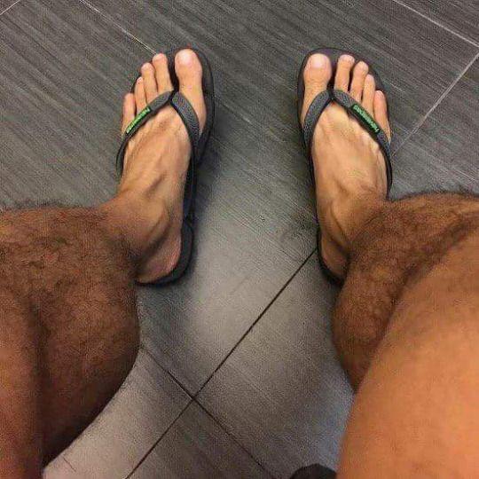 Foot fetish sandals-4326