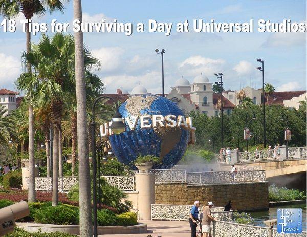 18 fantastic tips to ensure a smooth trip to Universal Studios #Orlando #Florida #travel