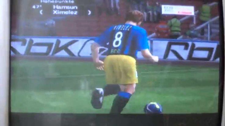 pro Evolution Soccer6- FC Catgo