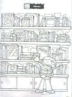 dia del libro manualidades - Buscar con Google
