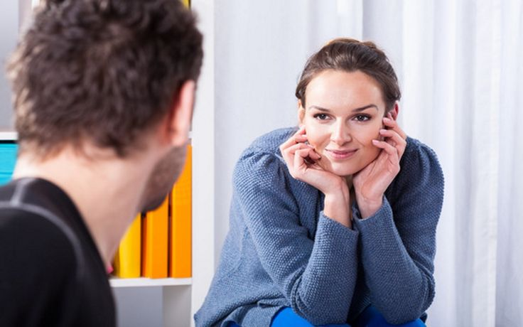 Letting someone know that you're attracted to them is mostly psychological, so let us help you catch the eye of the guy you've been eyeing by using some psychological tips