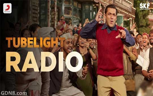 Radio Song Lyrics from Tubelight Hindi movie The song is sung by Kamaal Khan and Amit Mishra Starring: Salman Khan Music composed by Pritam chakraborty Lyrics written by Amitabh Bhattacharya.  ► http://www.gdn8.com/2017/05/radio-song-lyrics-tubelight-salman-khan.html