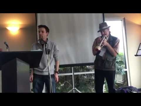 There is No One Like You song by James Hird  at the BC Christian Ashram Talent Show  - YouTube