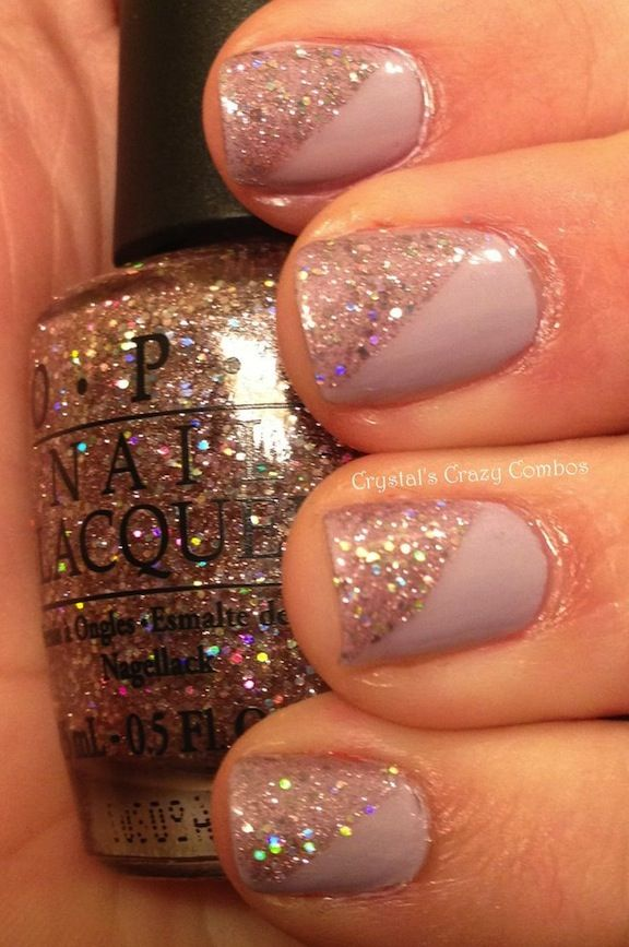 110 best travel themed nails images on pinterest nail art glitter nail art designs have become a constant favorite almost every girl loves glitter on their nails glitter nail designs can give that extra edge to prinsesfo Images