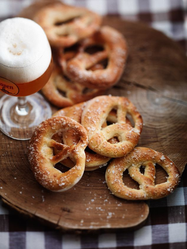 homemade pretzels | ZTRDG magazine
