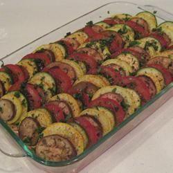 Tian de vegetales @ allrecipes.com.ar