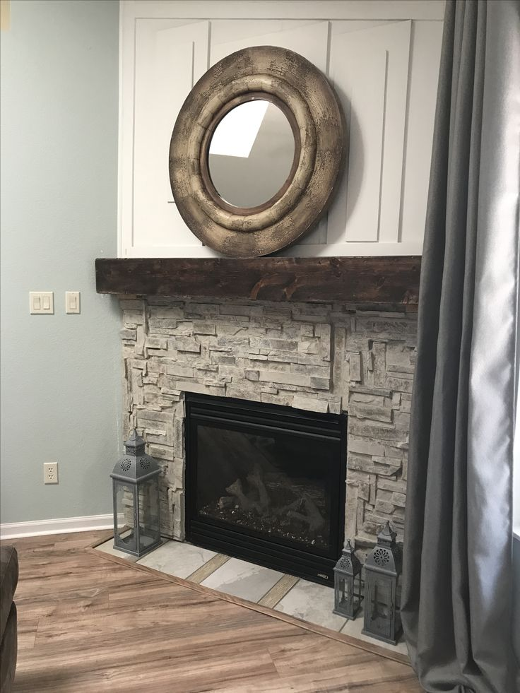 Best 20+ Fireplace refacing ideas on Pinterest | White ...