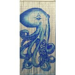 Octopus Bamboo Door Curtain Octopus Curtain140 String Bamboo Door CurtainBamboo door curtains are a great item to have for summer they provide privacy and are excellent at keeping out those pesky fliesThis . Please Click the image for more information.