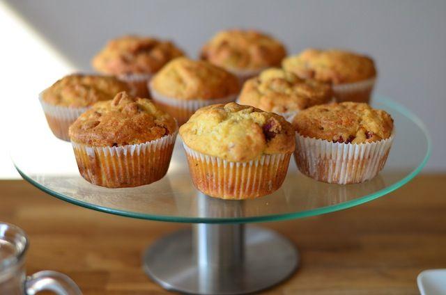 Hartige Pizza Muffins - Uit Pauline's Keuken - en dan een vega versie