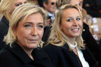Marine Le Pen prive sa nièce Marion Maréchal d'Emission politique