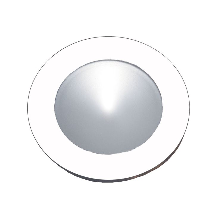 Alico Polaris LED Puck Light In White