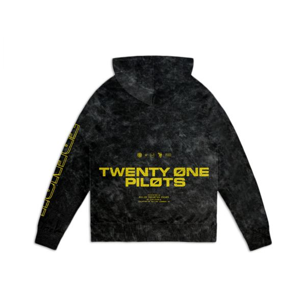 66705b273d6 Hoodie + CD Bundle twenty one pilots