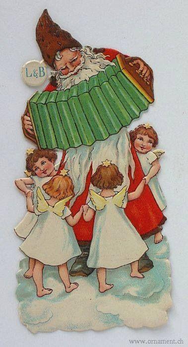 Kerstmuziek #accordion #squeezebox #trekharmonica