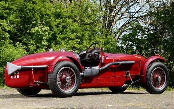Introduced in the year 1939, the Aston Martin 2 litre \'Brooklands\' Speed Model is the very first racing car designed by the legendary British luxury auto manufacturer before the outbreak of the all-consuming Second World War. The Brooklands was revealed at the Brooklands outer circuit and carried a narrowed Speed Model chassis and was designed a two seat racer.