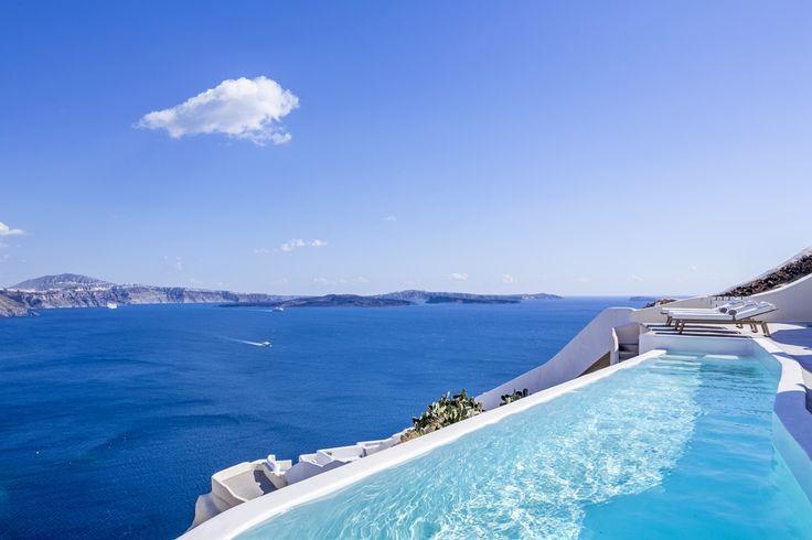 Claudette Villa | Luxury Santorini Villas | Blue Villas Collection