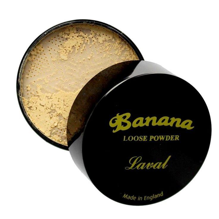 Η Banana Loose Powder από τη Laval είναι η πούδρα σε ελεύθερη (loose) μορφή, ιδανική για να σετάρετε το μακιγιάζ σας. Η ουδέτερη απόχρωσή της ταιριάζει σε όλους τους τόνους επιδερμίδας. Εξουδετερώνει κοκκινίλες και ροζ υποτόνους ενώ ουδετεροποιεί τους μαύρους κύκλους στην περιοχή των ματιών.