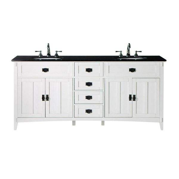 home decorators collection artisan vanity from the artisan collection this bath vanity is big 12791