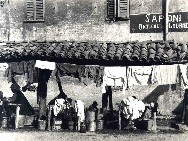 Vicolo+dei+Lavandai  Milano vecchia